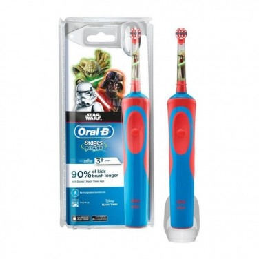 Cepillo Dental Braun Star Wars Oral-B D12 Vitality