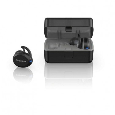 Auriculares bluetooth pioneer in-ear truly wireless sport  se-e8tw-h - bt 4.2 - ipx5 -...