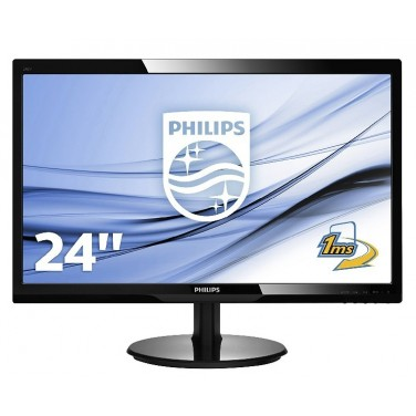 Monitor LED Multimedia Philips 246V5LHAB/00 24""