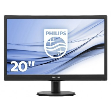 Monitor LED Philips 203V5LSB26/10 19,5""