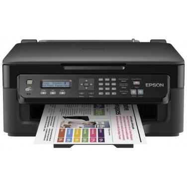 Multifunción Epson WORKFORCE WF-2510WF C11CC58302