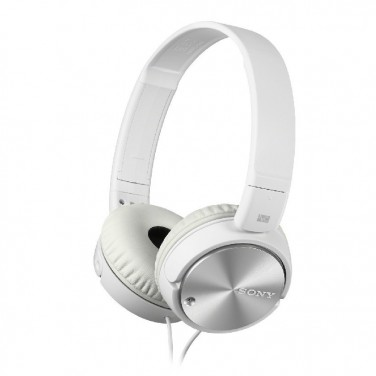 Auriculares con Cable SONY MDRZX110NAW.CE7 Blanco