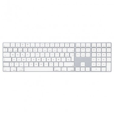 Apple Magic Keyboard con Teclado Numérico Español MQ052Y/A