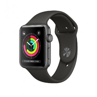 Apple Watch Serie 3 38 mm Gris Espacial