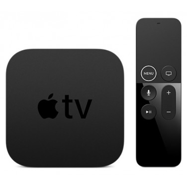 Apple TV 4K 32GB Receptor Digital MQD22HY/A