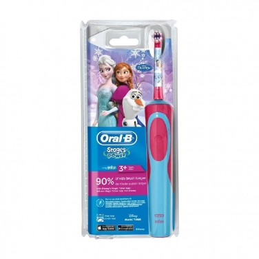Cepillo Dental Braun Frozen Oral-B D12 Vitality