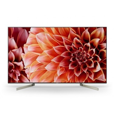 Televisor  Sony KD65XF9005BAEP 65'' 164 cm Ultra HD 4K HDR X-Reality Pro Smart Tv Android