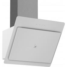 Campana decorativa BALAY 3BC567GB Diseño inclinado Serie Cristal Cristal blanco
