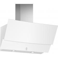 Campana decorativa BALAY 3BC585GB Diseño inclinado Cristal Blanco