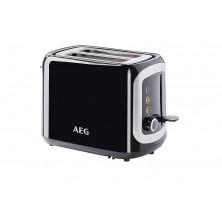Tostador AEG AT3300 NEGRO 7 niveles de tostado