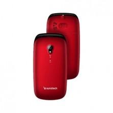 TELÉFONO MÓVIL SUNSTECH CELT17 RED