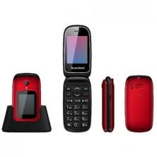 TELÉFONO MÓVIL SUNSTECH CELT22RD RED