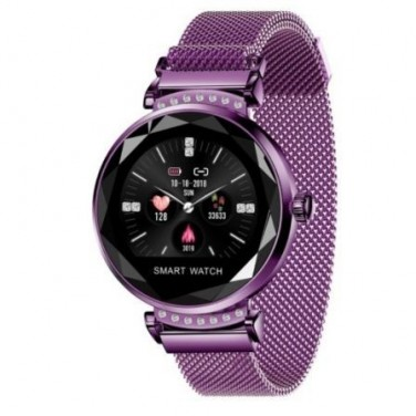 RELOJ INTELIGENTE INNJOO LADY CRYSTAL PURPLE