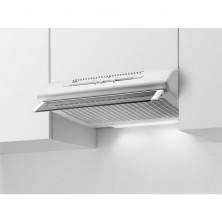 Campana Convencional ZANUSSI ZHT611W4 60 cm 3 Vel Led Blanca