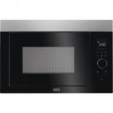 Microondas Integrable AEG MBE2657DEM 26 L Grill Negro Inox