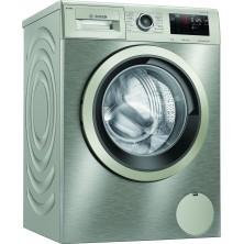Lavadora Carga Frontal BOSCH WAU28PHXES 9 Kg 1.400 rpm Acero Inox. A+++-30%