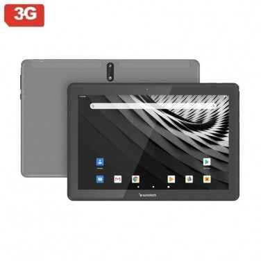 TABLET CON 3G SUNSTECH TAB1090 SILVER