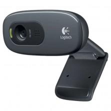 WEBCAM LOGITECH HD C270 - HD 720P - FOTO
