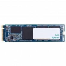 DISCO SÓLIDO APACER AS2280P4 256GB  - PCIE NVME GEN3