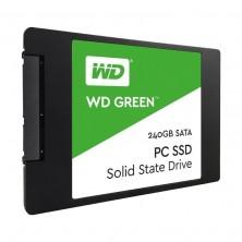 DISCO SÓLIDO WESTERN DIGITAL GREEN 3D NAND 240GB