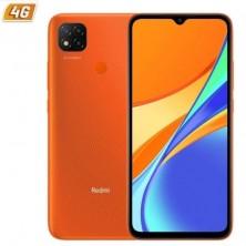 "Smartphone Xiaomi Redmi 9C NFC 2GB  32GB  6.53""  Naranja Amanecer"