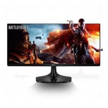 """Monitor Ultrapanorámico LG 25UM58-P 25""""  UXGA  Negro"""