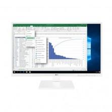 """Monitor Profesional LG 27BK550Y-W 27""""  Full HD  Multimedia  Blanco"""