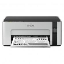 Impresora Recargable Epson Ecotank ET-M1120 Wifi/ Blanca