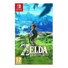 Legend of Zelda: Breath of Wild Switch