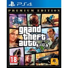 Grand Theft Auto V Premium Edition Ps4