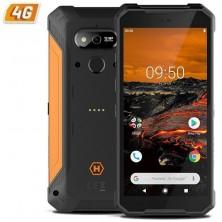 Smartphone Ruggerizado Hammer Explorer 3GB  32GB Negro Naranja
