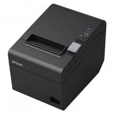 Impresora de tickets epson tm-t20iii/ térmica/ ancho papel 80mm/ usb-rs232/ negra