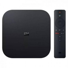 ANDROID TV XIAOMI MI TV BOX S NEGRO QuadCore 2GB DDR3 8GB 4K ANDROID 8.1