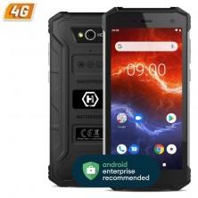 "Smartphone Ruggerizado Hammer Iron 3 LTE 3GB 32GB 5.5"" Negro Plata"