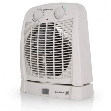 Calefactor Orbegozo FH 7001 2000W Termostato Regulable