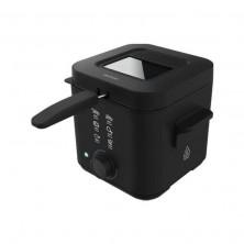 Freidora Cecotec CleanFry Infinity 1500 Black 900W Capacidad 1.5L
