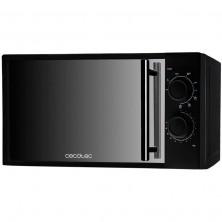 Microondas Cecotec All Black Grill 700W Capacidad 20L