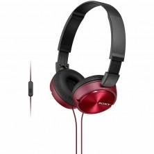 Auriculares Sony MDRZX310APR con Micrófo