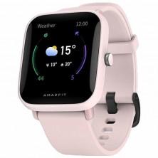 Smartwatch Huami Amazfit Bip U Pro/ Notificaciones/ Frecuencia Cardíaca/ GPS/ Rosa