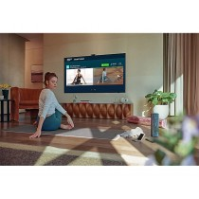 "Samsung Series 8 Q80A 139,7 cm (55"") 4K Ultra HD Smart TV Wifi Plata"