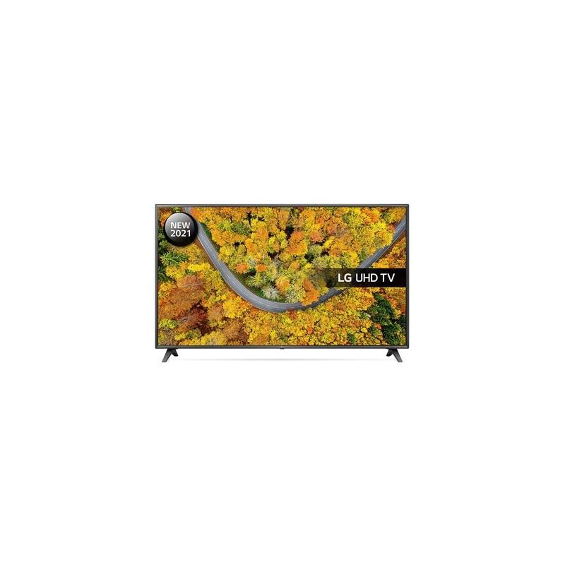 "LG 43UP75006LF Televisor 109,2 cm (43"") 4K Ultra HD Smart TV Wifi Negro"