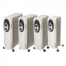 Radiador de Aceite S&P SAHARA1503 7 Elementos 1500W