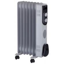 Radiador de Aceite Jata R107 7 elementos 1500W