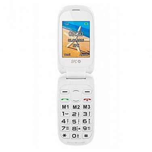 Teléfono Móvil SPC 2304B Harmony Blanco