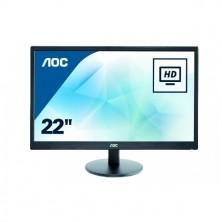 """Monitor LED AOC E2270SWN 21,5"""""""