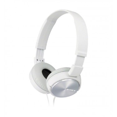 Auriculares con Cable SONY MDRZX310APW.CE7 Blanco