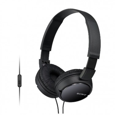 Auriculares con Cable SONY MDRZX110APB.CE7 Negro