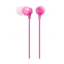 Auriculares de Botón SONY MDREX15LPPI.AE Rosa